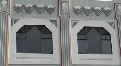 Art Deco ornamentation