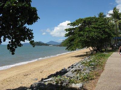 Trinity Beach foreshore