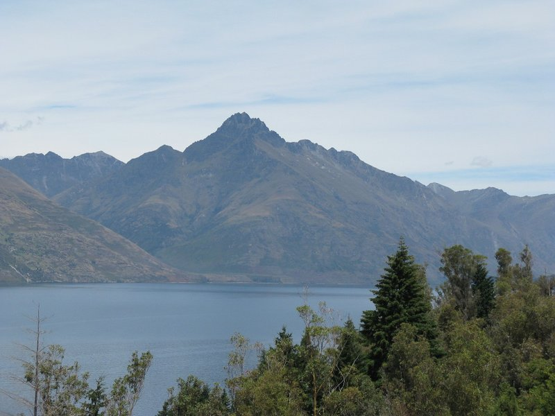 Remarkables Mountains
