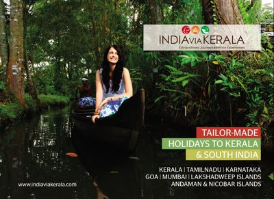 Tailor-made Holidays to Kerala & South India