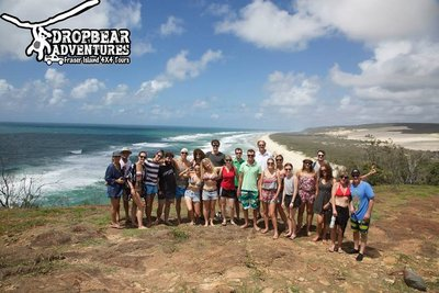 Group Pic up on Indian Head