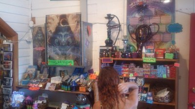 Insent shop in Nimbin