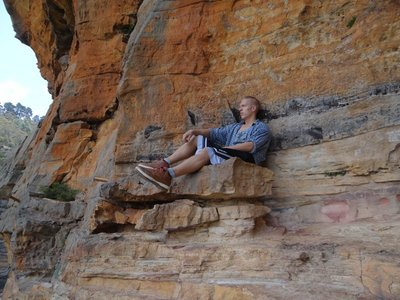 Short hiking break