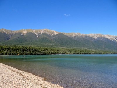 Nelson Lake Beach