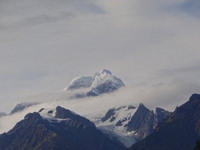Peak of Mount Cook