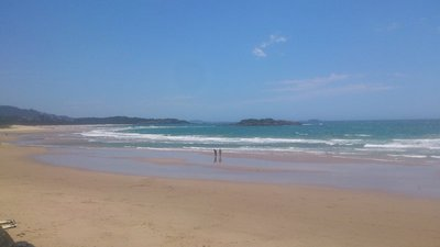 Park Beach in Coffs Harbour
