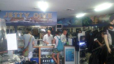 Jetty Dive Shop