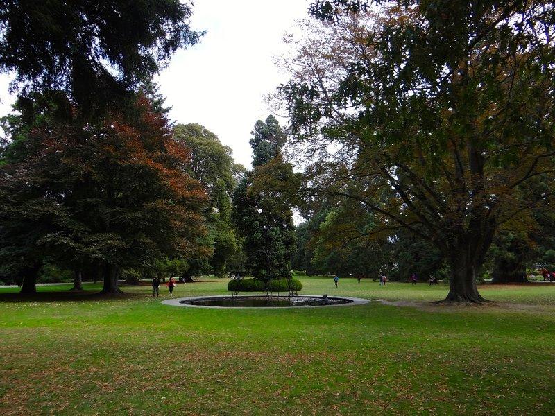 Hagley Park Archery Lawn