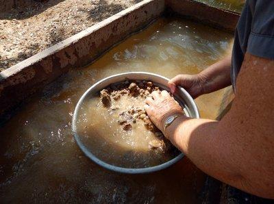 stone washing