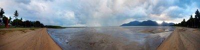 Cairns 180 sunrise panoramic