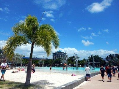 Cairns lagoon2