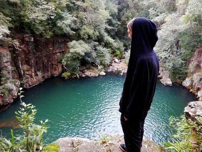 Daveo Dalwood Falls