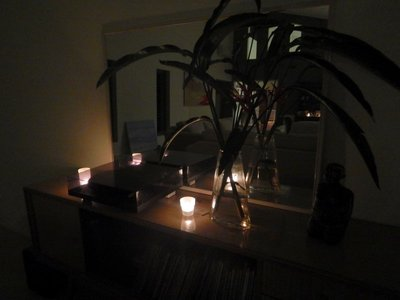 Mirror candles