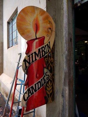 Nimbin Candles