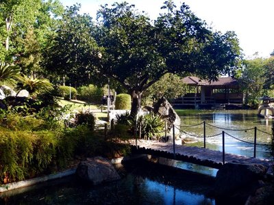 Rockhampton Bonatic Gardens Chinese Gardens