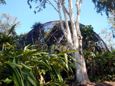 Rockhampton Bonatic Gardens bird cage