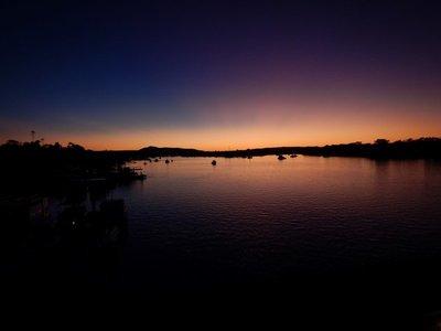 Sunset Bar twilight