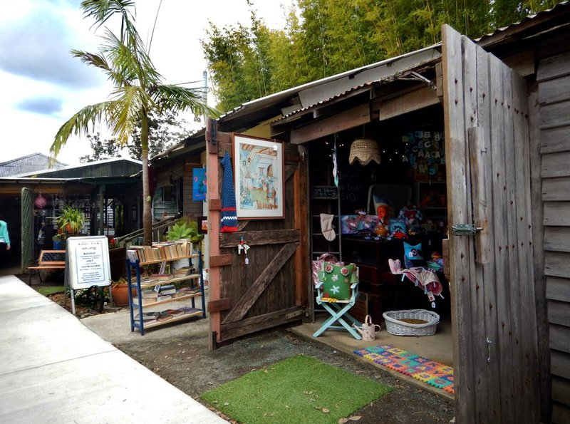 shed markets