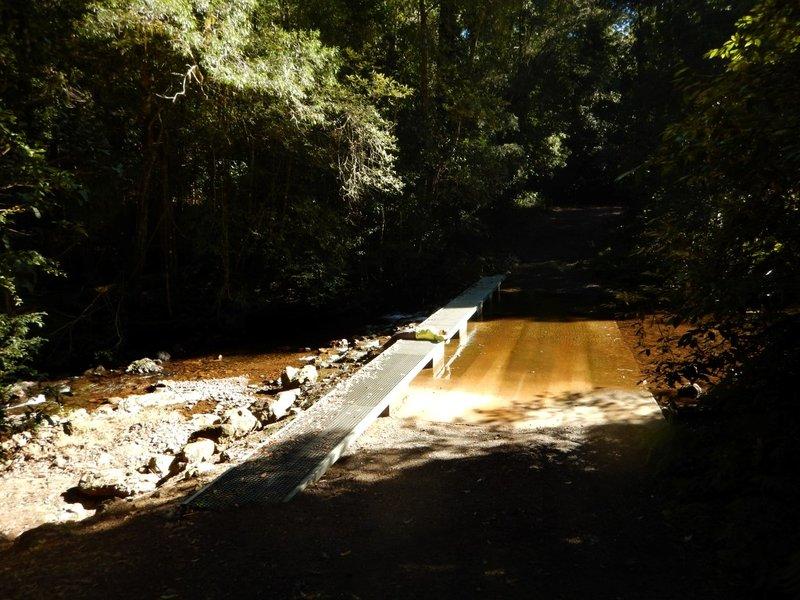 Charlotte Potteroo River Bridge