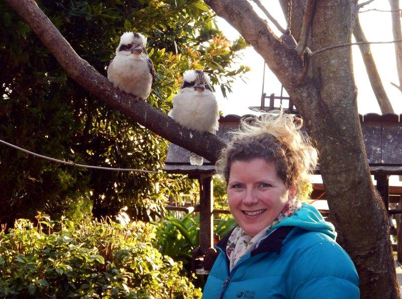 Charlotte & Kookaburras
