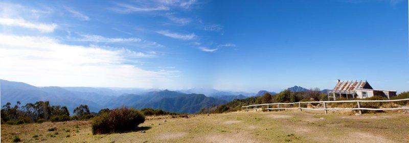 Craigs Hut view