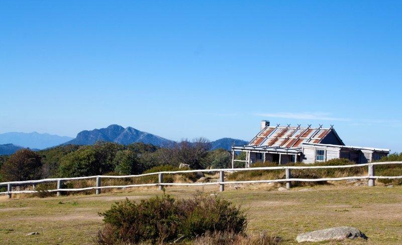 Craigs hut mountain
