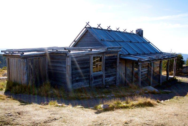 Craigs hut sunshine