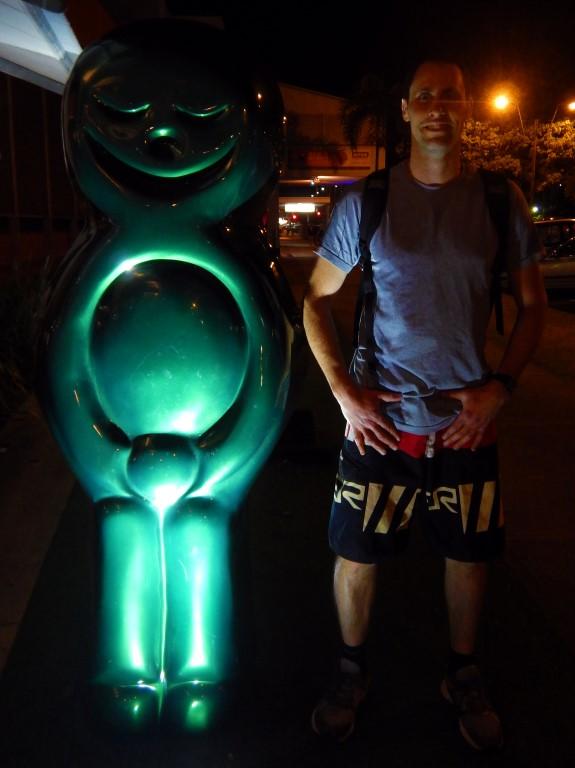 David jelly baby