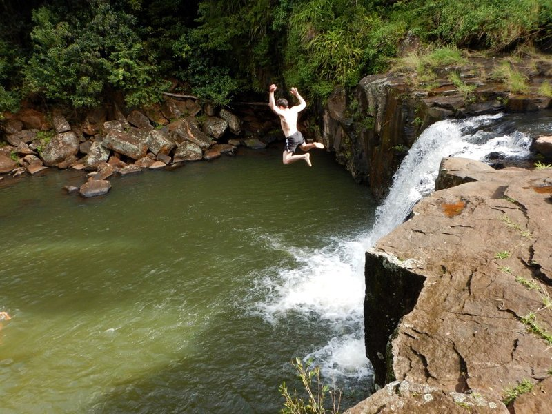 Jumper3 Marom Falls