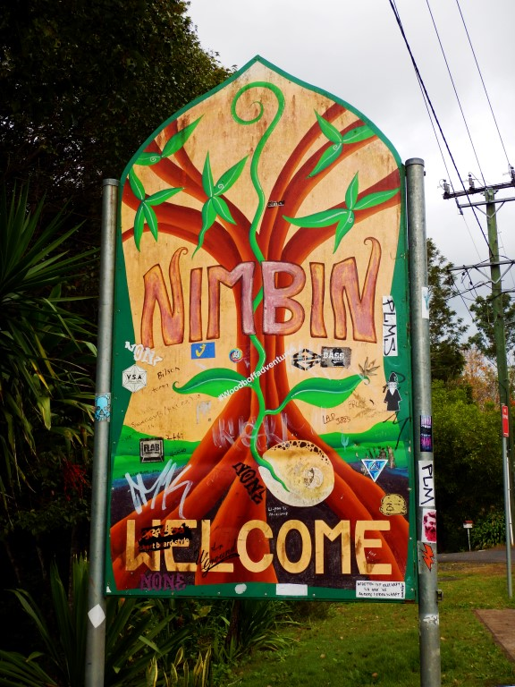 Nimbin Sign