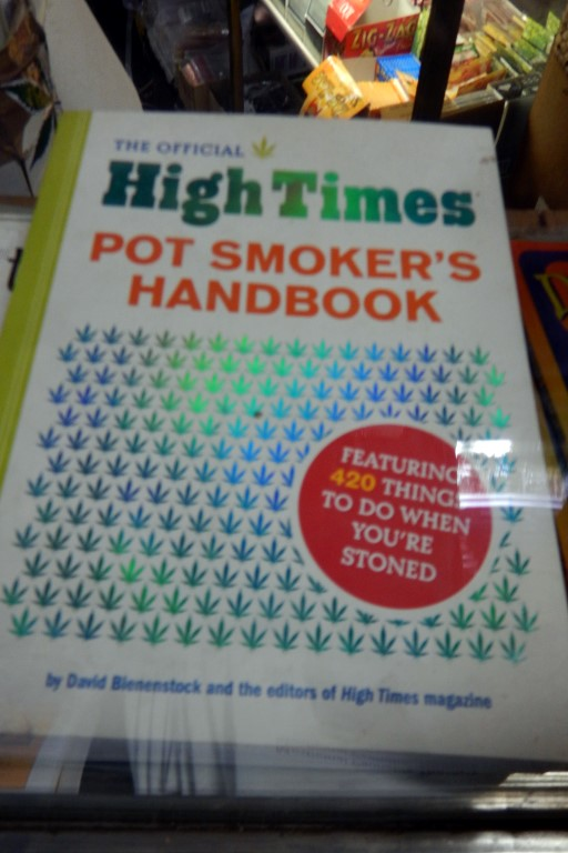 Pot Smokers Handbook