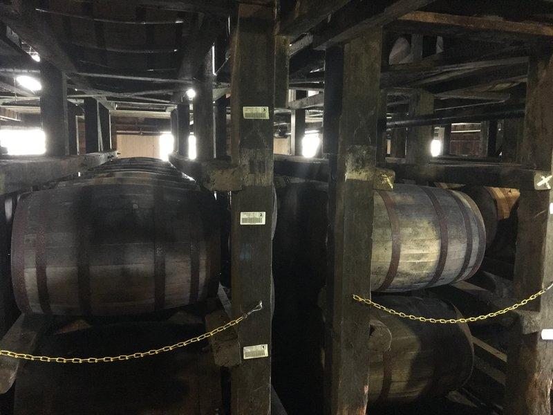 WT barrels