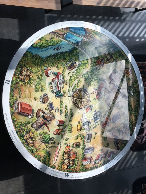 WT map