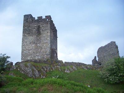 Dolwydellan Castle