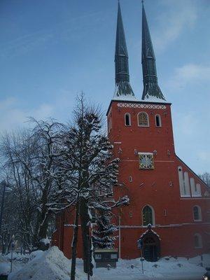 Vaxjo Church
