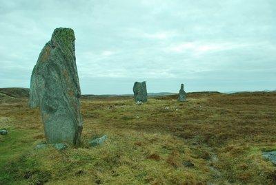 Callanish Standing Stone, Lewis