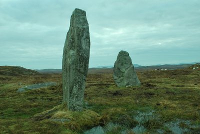 Callanish cirlce site 4, Lewis