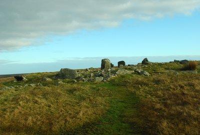 Stone circle, Lewis