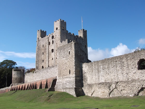 Rochester Castle, UK