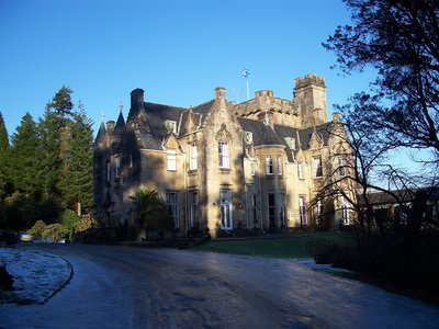 Stonefield Castle, Argyll