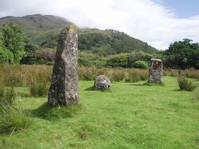 Stone Circle, Mull