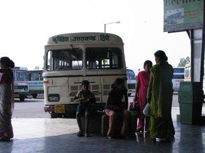India - bustur til Shimla
