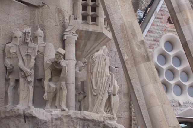 Barcelona - Cubic Style Sagrada