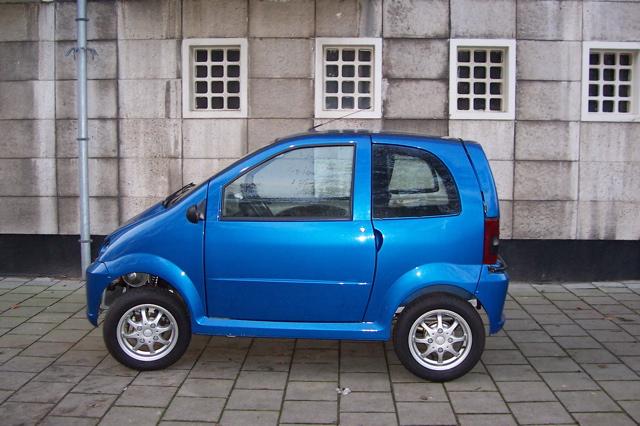 Amsterdam - Mini Car