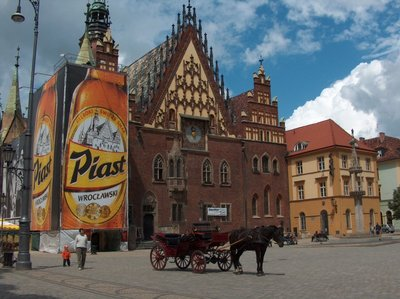 Wroclaw- old town