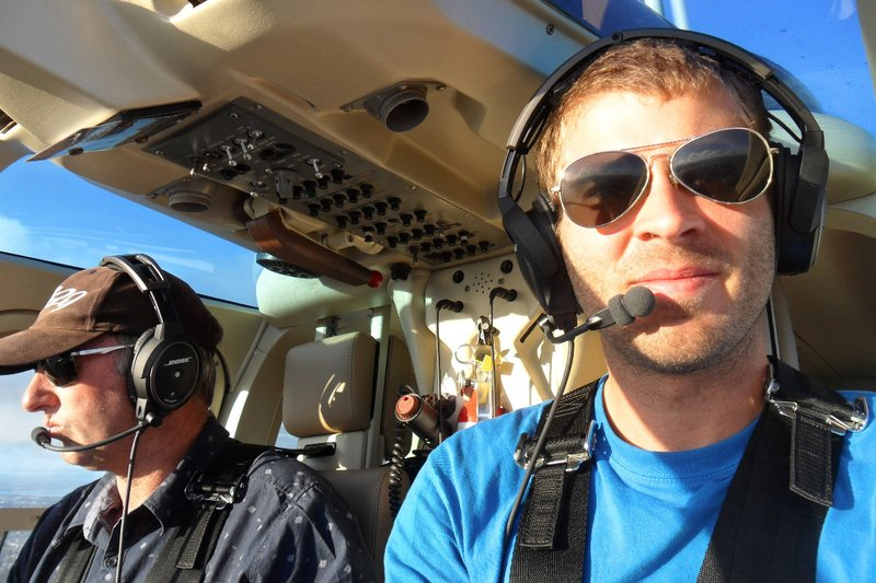 Helitrip to the Coromandel
