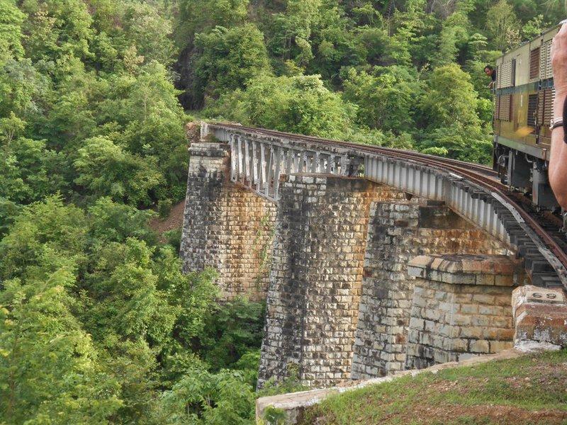 Scary bridges