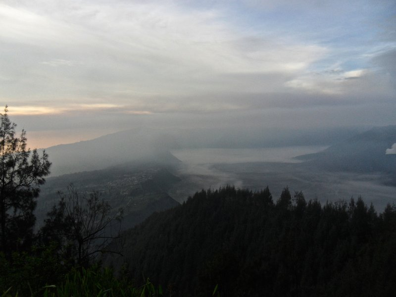 Bromo valley