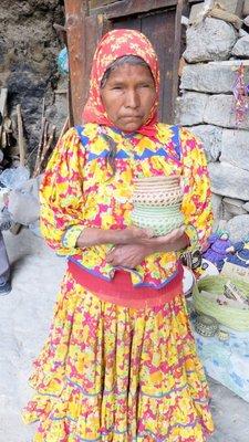 Tarahumara woman 1