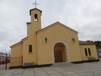 church in Creel